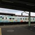 Photos: キハ40 1809「道南 海の恵み」3
