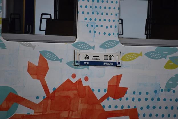 Photos: キハ40 1809「道南 海の恵み」22