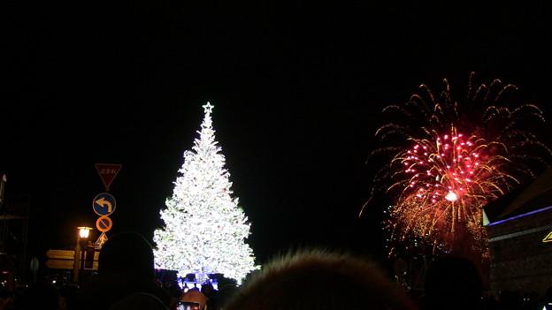 函館クリスマスファンタジー 点灯式 27