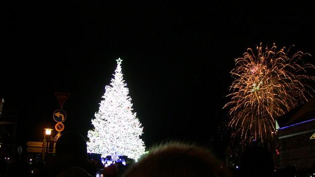 函館クリスマスファンタジー 点灯式 29