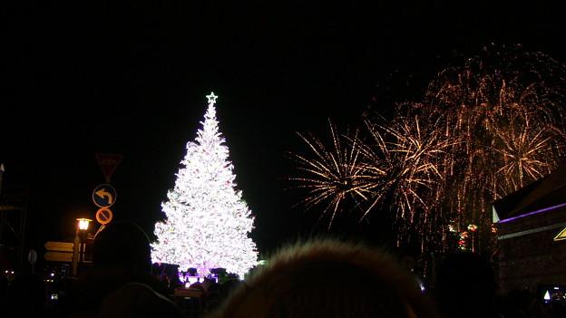 函館クリスマスファンタジー 点灯式 30