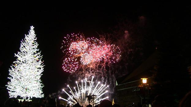 函館クリスマスファンタジー2019 点灯式3