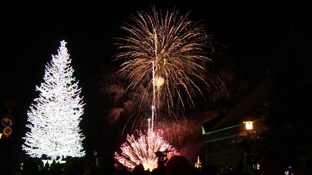 函館クリスマスファンタジー2019 点灯式9