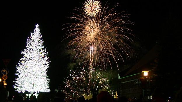 函館クリスマスファンタジー2019 点灯式10