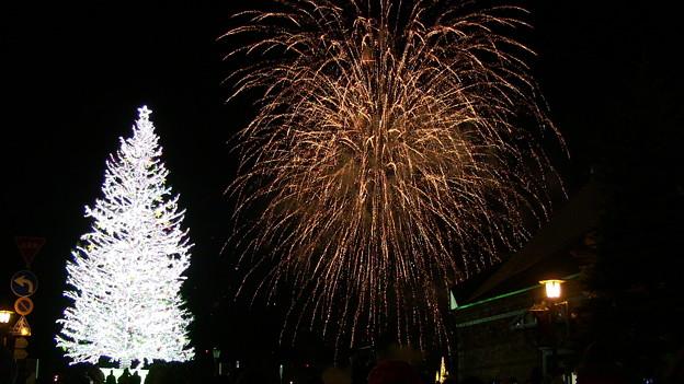 函館クリスマスファンタジー2019 点灯式12