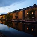 写真: 小樽運河