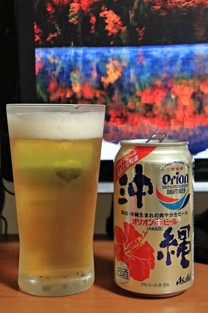 オリオン生ビール