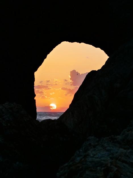 Photos: 日出の石門3