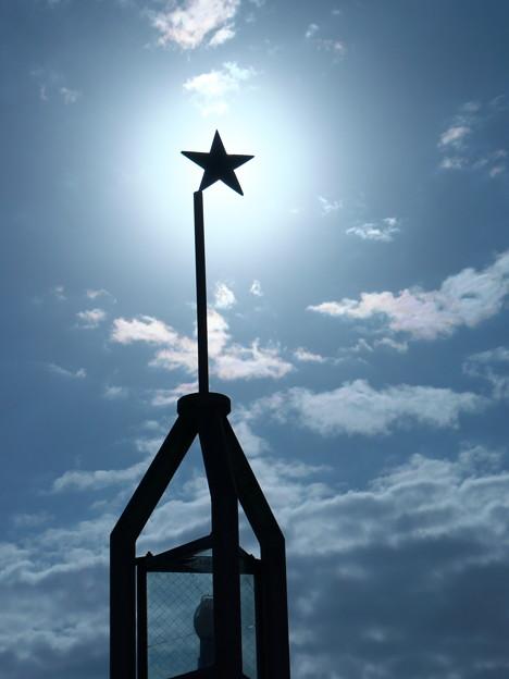 七里御浜の星