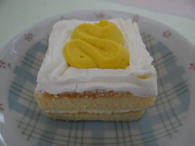 カボチャと豆乳のケーキ