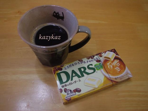 チョコ&コーヒー
