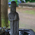 写真: 梅雨の祈り