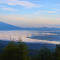 おまけ:雲海:八千穂高原
