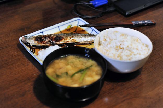 Photos: そして今夜の夕飯は
