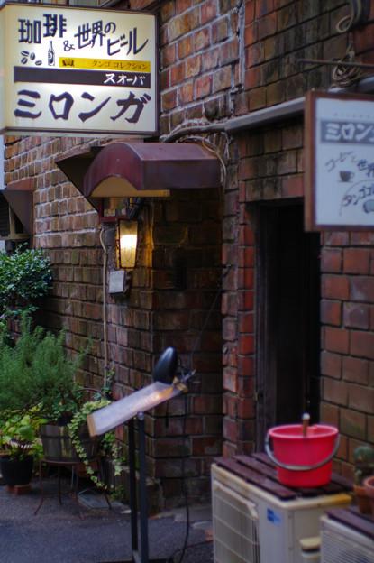 古書街の店