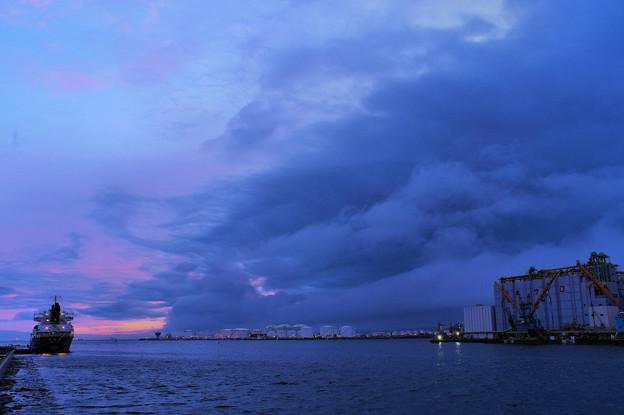 雨雲の記憶