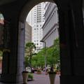 Photos: 広場を望む