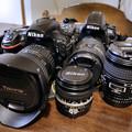 Photos: My Nikon Lineup
