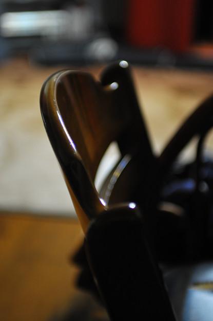 Photos: 新春椅子撮りゲーム/3番