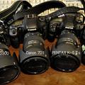 お安いカメラで何処まで撮れる?