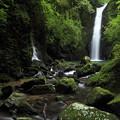 Photos: 小滝・・水量が少なくなっている