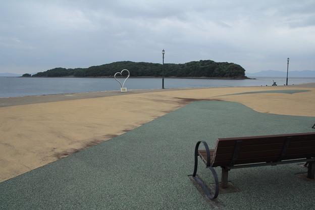 恋人の聖地・恋路島