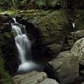Photos: なべ滝・・よくみたらゴミが