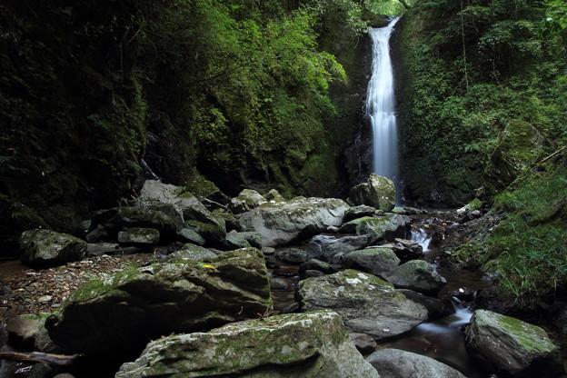 小滝・・水が少ない