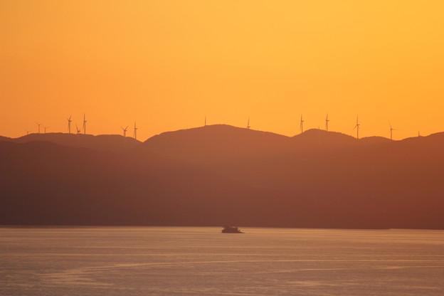 長嶋の風車