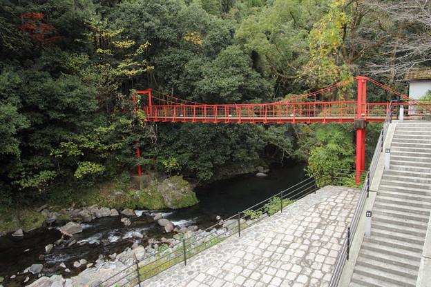 ほたる橋の秋