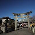 八幡神社の正月