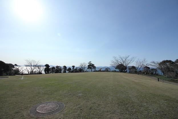 Photos: 環境センターから見た明神