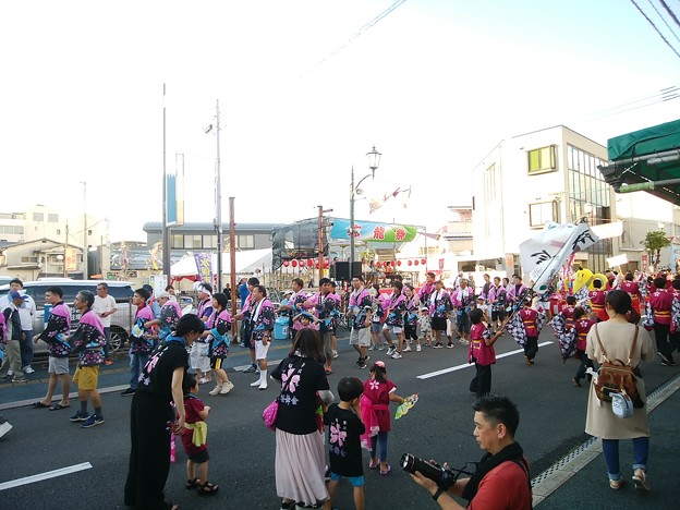 恋龍祭総踊り