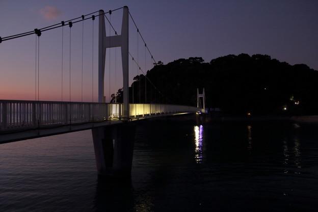 湯の児観月橋