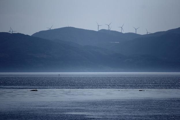 長島の風車