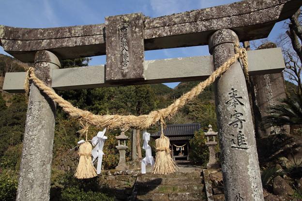 市渡瀬神社