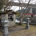 Photos: 祠・・田子の須