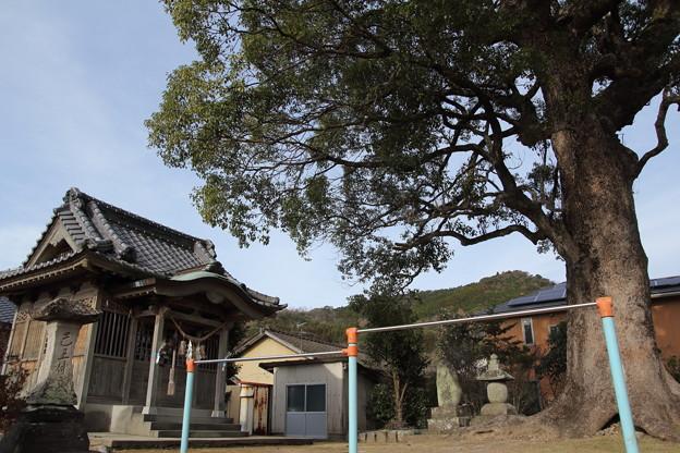 初詣・・陣内加藤神社