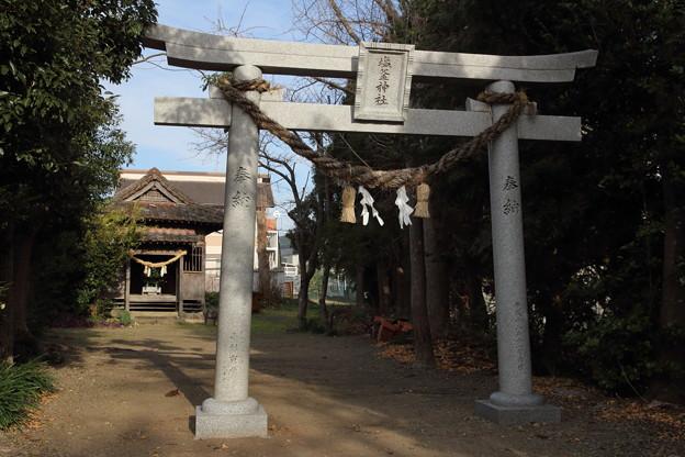 初詣・・塩浜塩釜神社