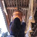 筑波山神社の大鈴