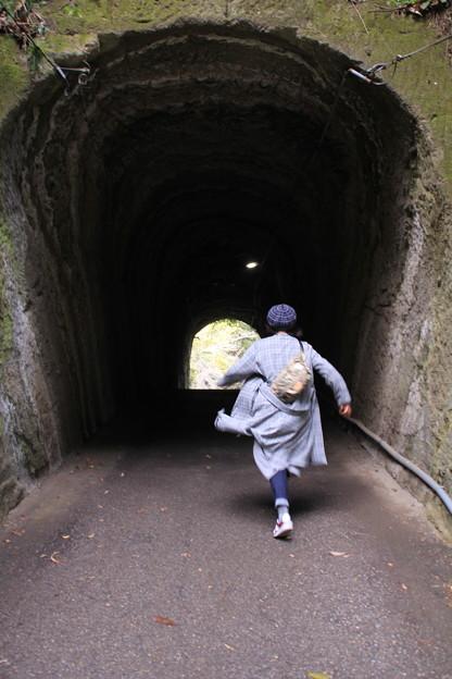 燈籠坂大師隧道