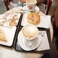 Photos: 冬休み最後のカフェ???