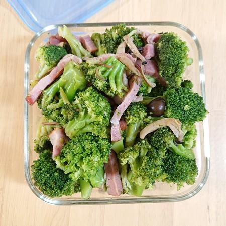 ブロッコリー常備菜