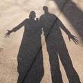 Photos: 影でご挨拶
