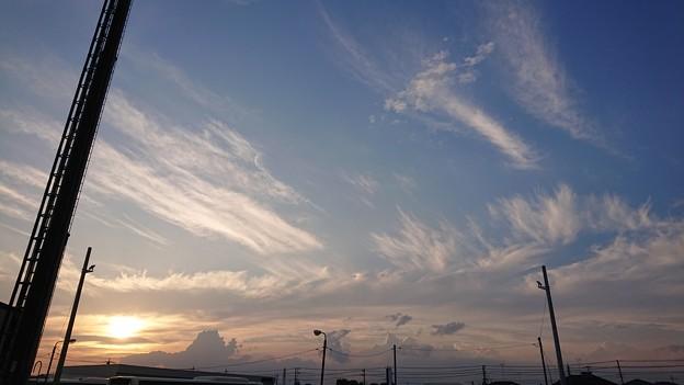 Photos: 繊細な雲