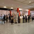 Photos: 落ち着いてる桃山グッズ売場