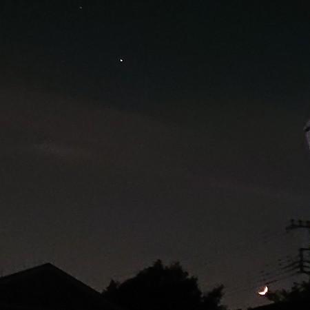 土木月接近前日