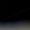 Photos: ISSの軌跡