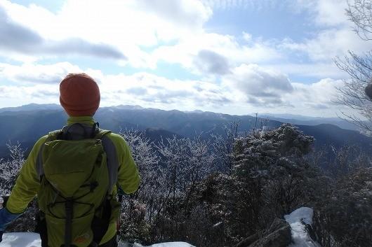 高見山へ。