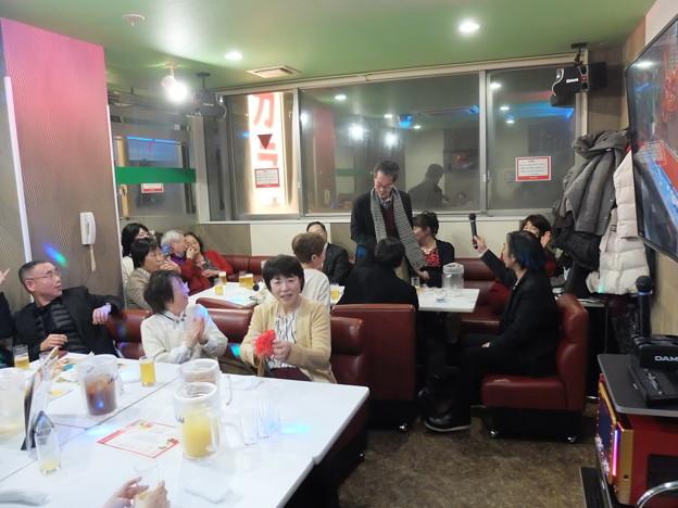(11)中央・奥側テーブル
